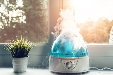 Types of Single Room Home Humidifiers